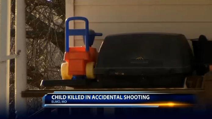 5-Year-old accidentally shoots and kills his