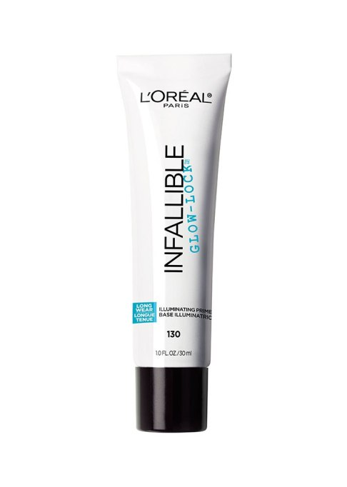 Drugstore Beauty Products Under $30 | L'Oreal Infallible Pro Glow Lock Illuminating Primer