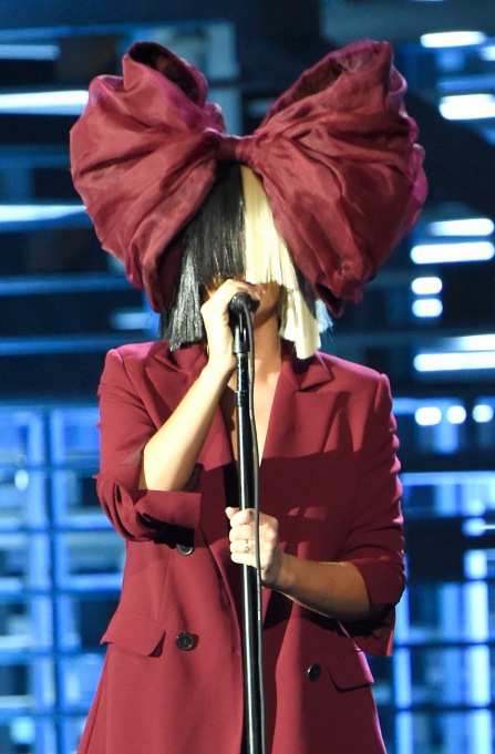 Sia Shining A Light concert 2015
