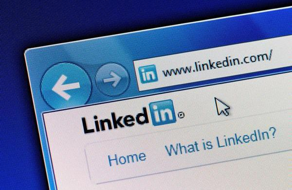 Create a LinkedIn profile that gets