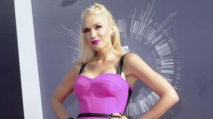 Gwen Stefani says her son prayed