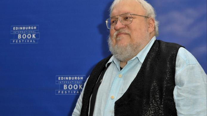 George R.R. Martin admits some Game