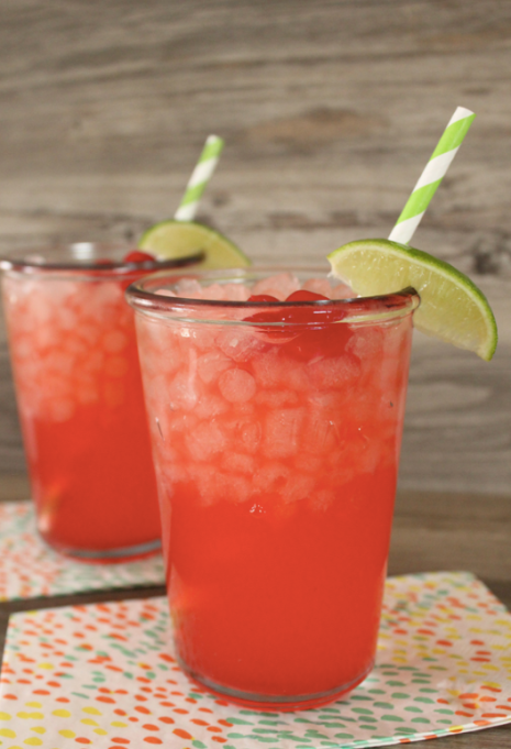 The World's Best Cherry Limeade