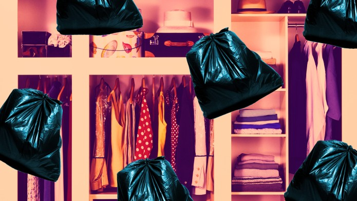 The Decluttering Hacks Clean Freaks Actually