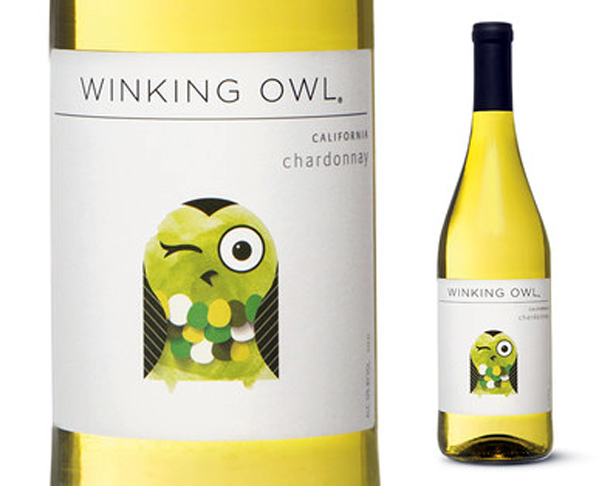 Winking Owl Wines at Aldi