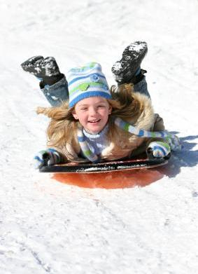 Snowy day activities for kids