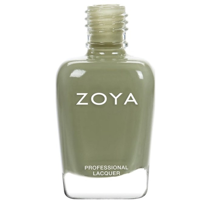 Ugly Nail Polish Colors Are Trending For Summer 2017 : Zoya Whisper Nail Lacquer in Ireland | Summer Makeup Trends 2017