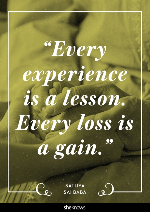 Comforting quotes about loss
