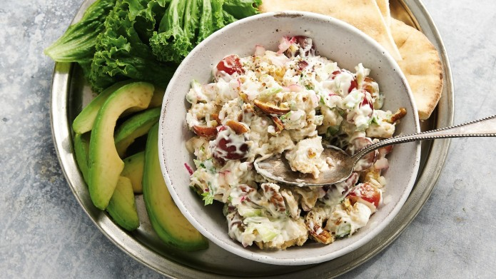 Meatless Monday: Waldorf 'chicken' salad is