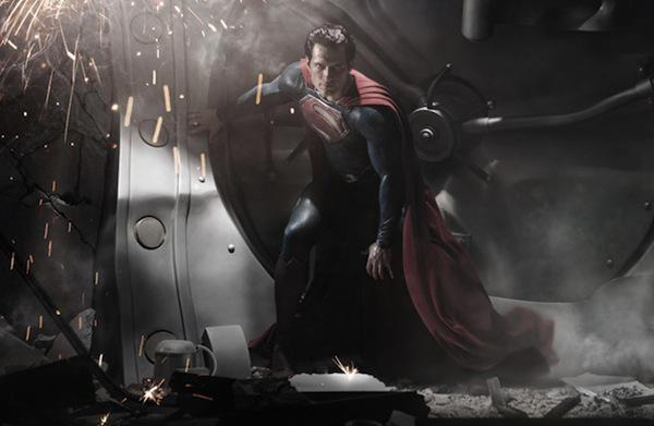 Hot trailer: Man of Steel is
