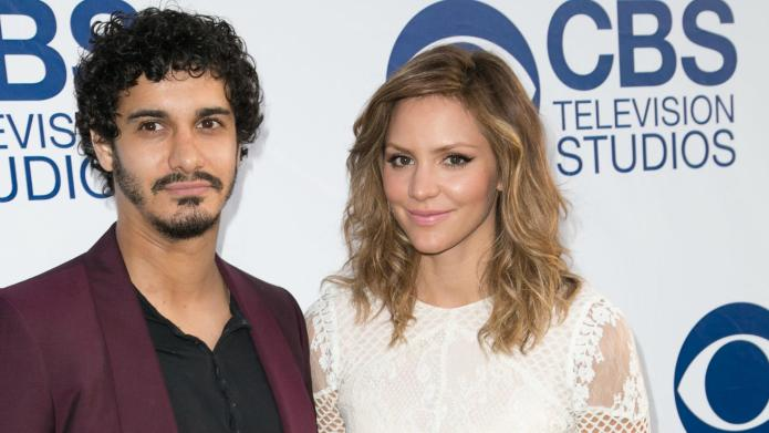 Newly divorced Katharine McPhee is dating