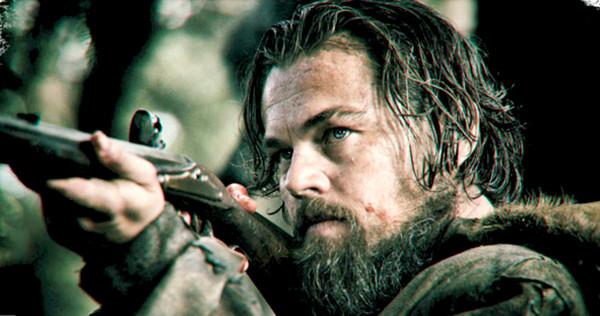 The evolution of Leonardo DiCaprio's beard