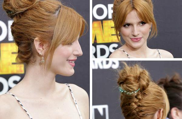 Celeb Hairstyle of the Week: Bella