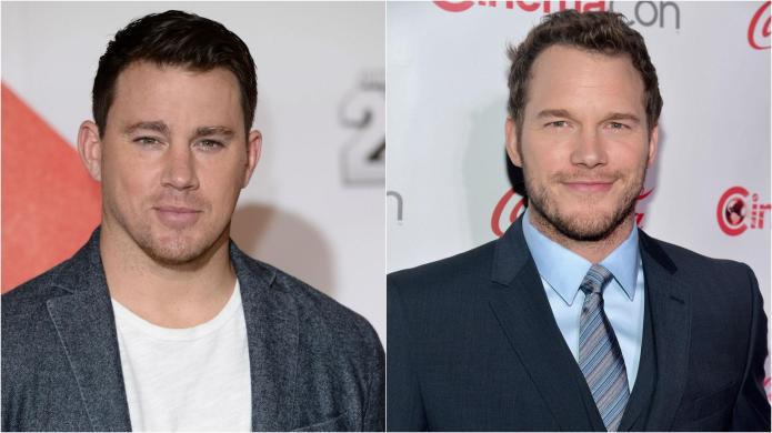 Who's hotter: Channing Tatum vs. Chris