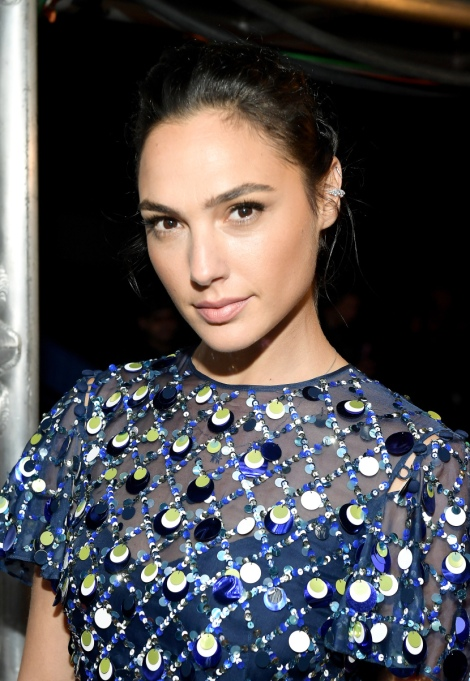 Easy D.I.Y. Face Mask Recipes | Gal Gadot — Microwaved Face Towel
