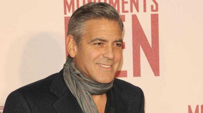 George Clooney and Amal Alamuddin are