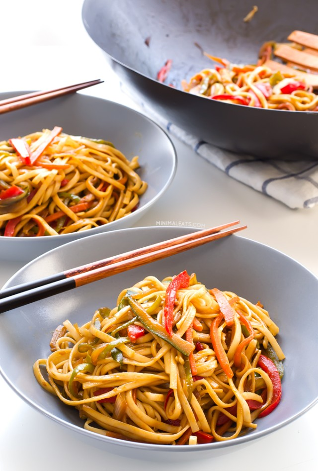 Insanely good vegan pasta recipes