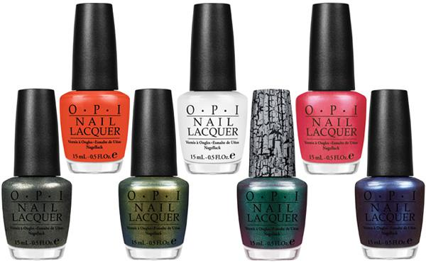 OPI releasing Spider-Man collection