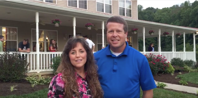 Jim Bob, Michelle Duggar's congratulatory video