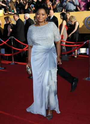 """Octavia Spencer is """"less valuable"""" fat"""