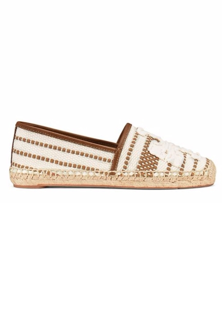 Espadrilles To Scoop Up ASAP | Tory Burch Shaw Espadrille