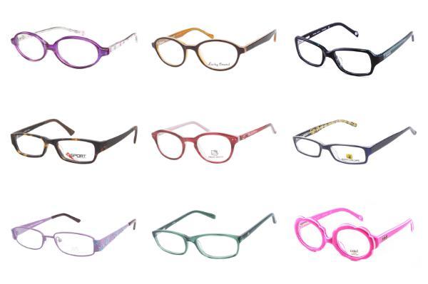 50 Fun eyeglasses for kids