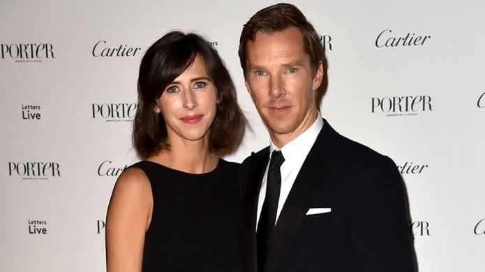 Benedict Cumberbatch Has Another Baby Boy
