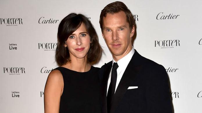 Benedict Cumberbatch Has Another Baby Boy