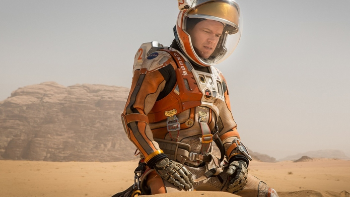 Movie Review for Parents: The Martian