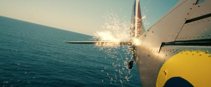 'Dunkirk' the Movie: What's Based on Truth & What's Made Up: A real Spitfire