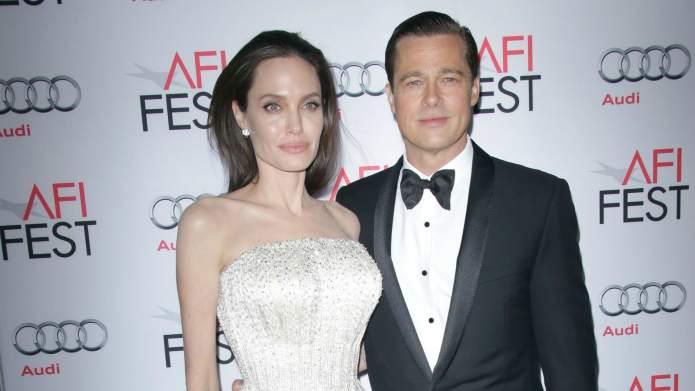 Angelina Jolie & Brad Pitt's divorce