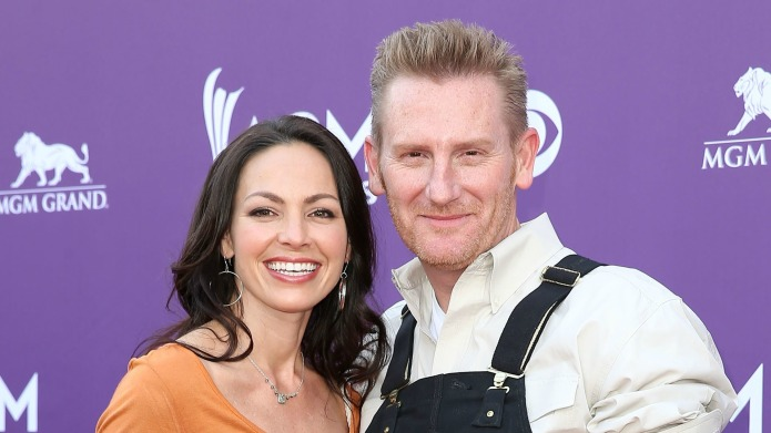 Rory Feek explains the sweet reason