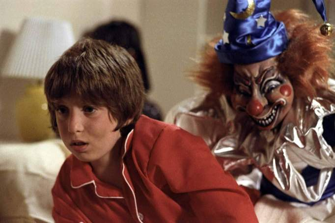 15 Creepiest Clowns from Pop Culture: Poltergeist