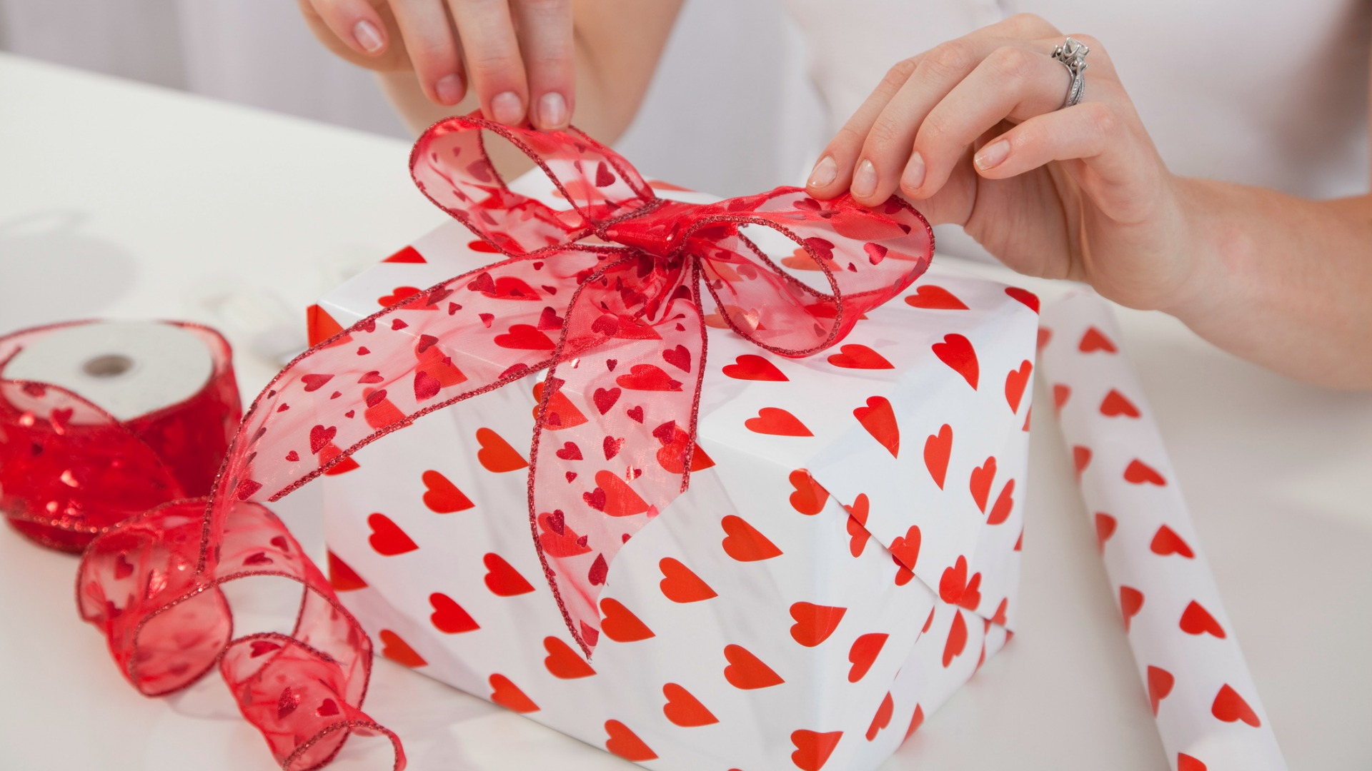 Fashion style Gifts day valentines for her for lady