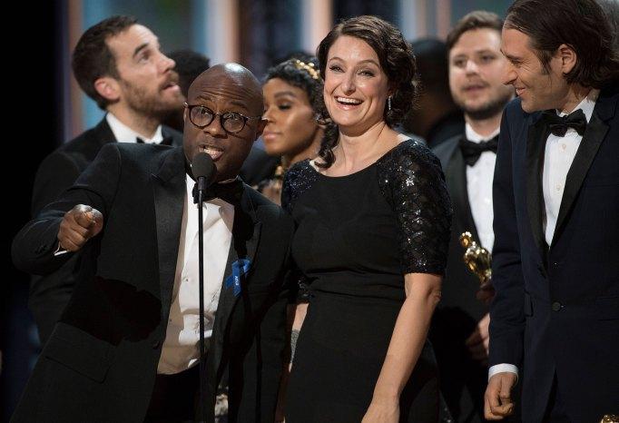 Barry Jenkins Oscars 2017