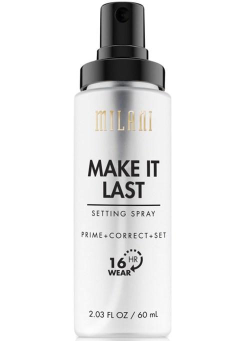 Best Setting Sprays of 2017: Milani Make It Last Makeup Setting Spray | Summer makeup
