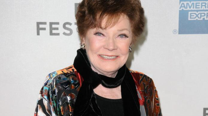 Desperate Housewives actress Polly Bergen has