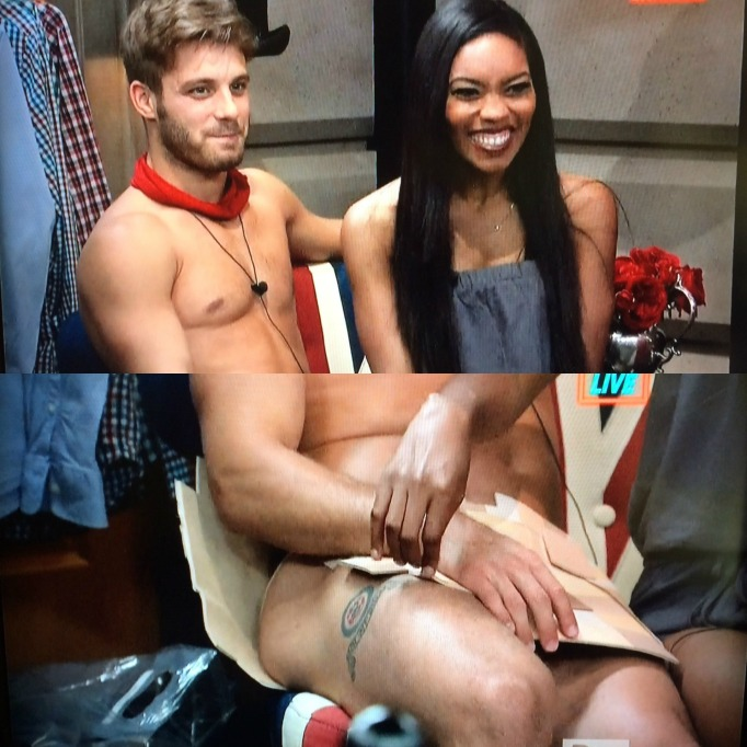 Paulie and Zakiya BB18