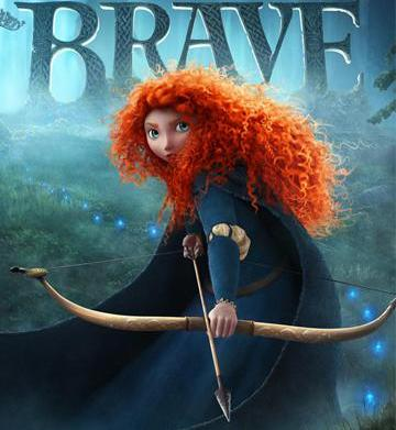 Brave: Girls just wanna have movies!