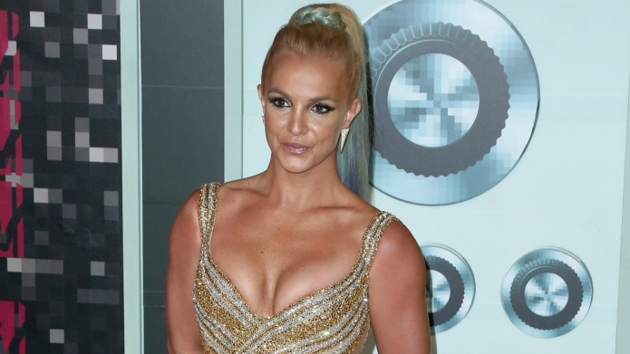 Britney Spears gets teary eyed over