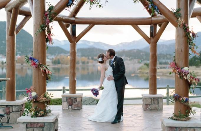 Best Destination Wedding Location: Estes Park, Colorado