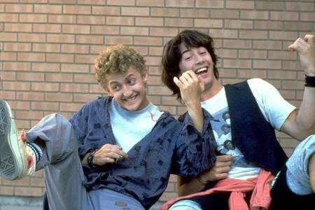 New Bill and Ted movie is