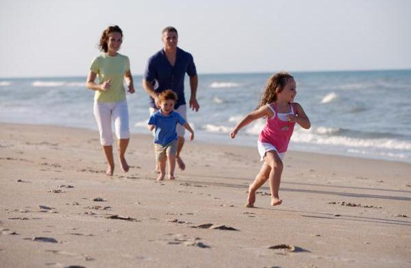 Best family beaches in the US
