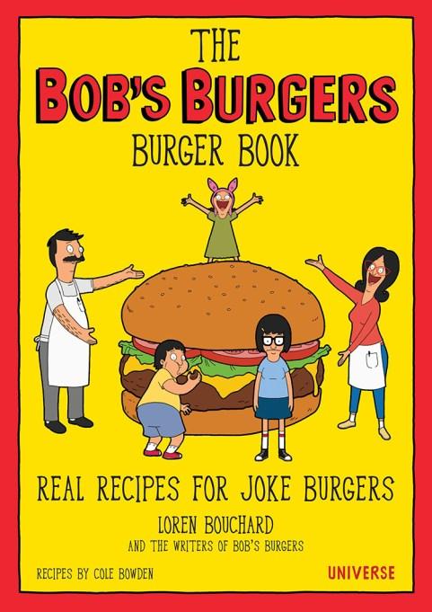 'The Bob's Burgers Burger Book'