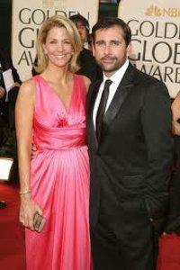 Steve Carell's wife hysterical at husband's