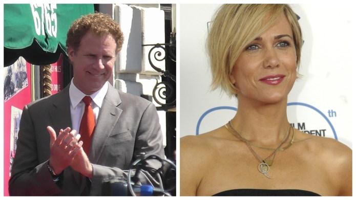 Will Ferrell and Kristen Wiig release