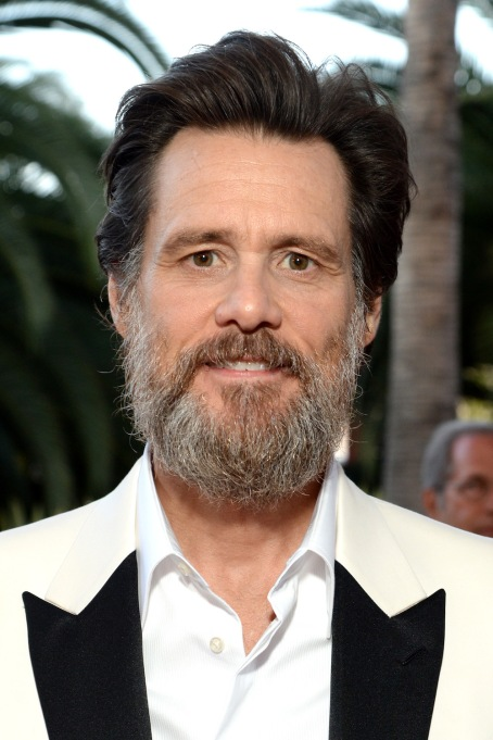Jim Carrey April 2015