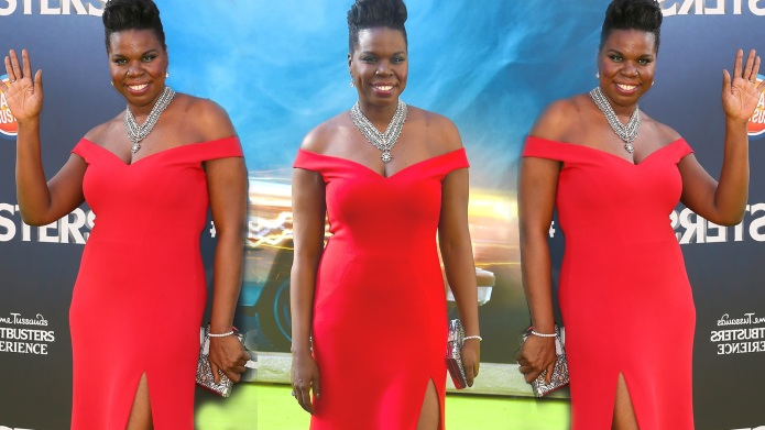 Leslie Jones nails it with jaw-dropping