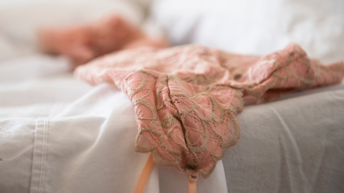 Lingerie serves greater purpose than sex