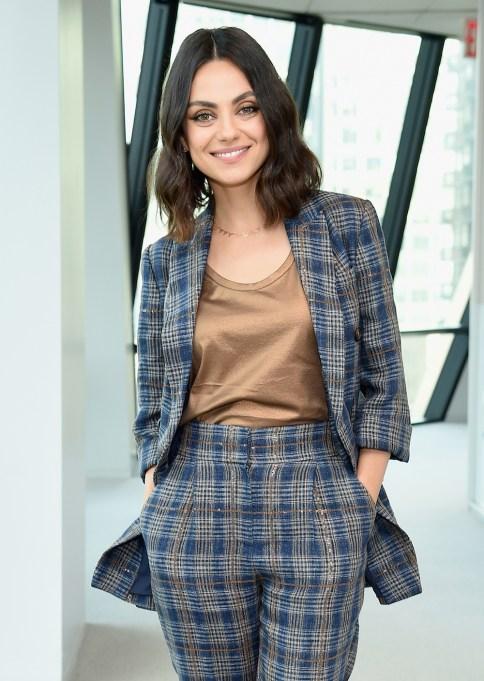 Mila Kunis July 2018